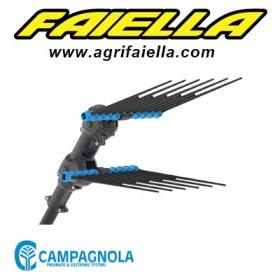 Campagnola Alice 58 PREMIUM + Asta R6 Carbonio