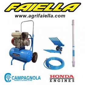 Usato Campagnola New Hobby Benzina Kit + Asta fissa