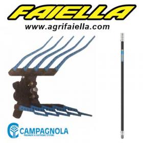 Campagnola Piuma + Asta T6 Carbonio
